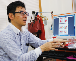 プログラミングとは。熱く語る安藤さん